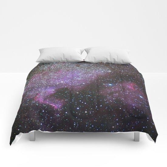 North America Nebula and Pelican Nebula Comforters