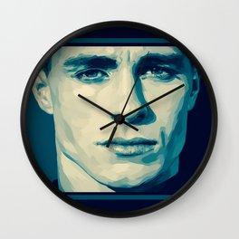 Colton Haynes Wall Clock