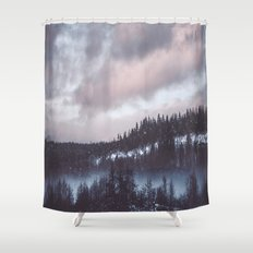 Winter II Shower Curtain