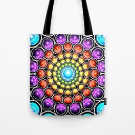 Interdimensional Shift Tote Bag