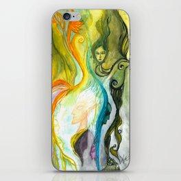 Fae Dance iPhone Skin