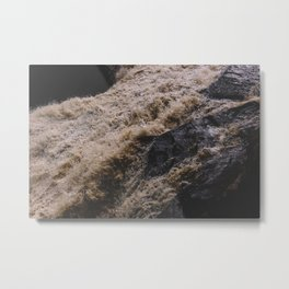 Falling Water on the Black River Metal Print
