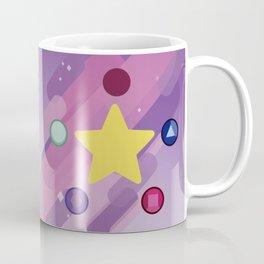 The Crystal Gems Coffee Mug