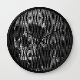 Wet Market Wall Clock