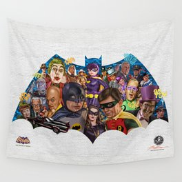 50th Anniversary Wall Tapestry