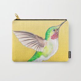 Hummer Yellow Carry-All Pouch