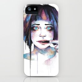 Desperation iPhone Case