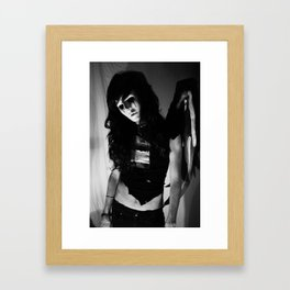 Freak Angel Framed Art Print