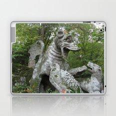 Bomarzo Dragon Laptop & iPad Skin