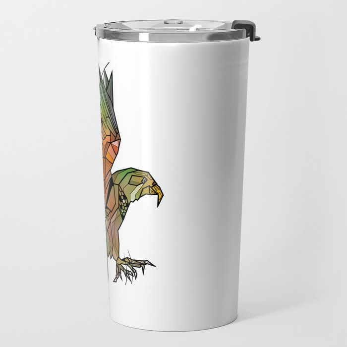 Kea New Zealand Bird Travel Mug