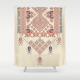Palestina pattern Shower Curtain