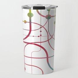Line x Line-BubblegumPop-B Travel Mug