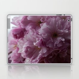 Pink cherry blossom Laptop & iPad Skin