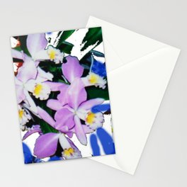 ORCHIDS that I love.                                         by Kay Lipton Stationery Cards