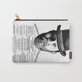 Peaky Blinders Tattoo Alfie Solomons Carry-All Pouch