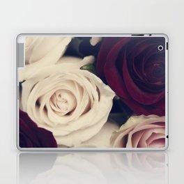rose bouquet Laptop & iPad Skin