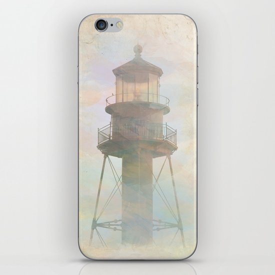 Sanibel Lighthouse iPhone & iPod Skin