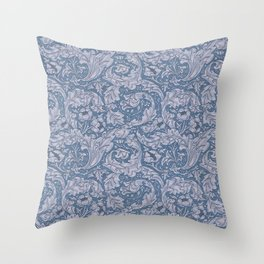 "William Morris ""Bachelors Button"" 2. Throw Pillow"