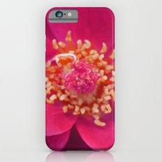 Red Petal Mandala iPhone 6s Slim Case