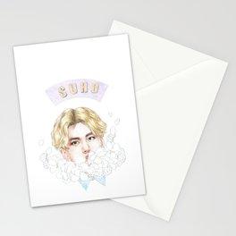 Suho Stationery Cards
