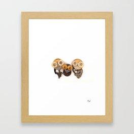 Bird birds birds Framed Art Print