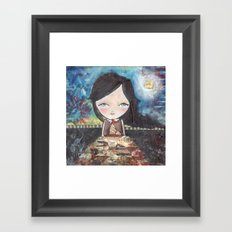 Set Free Framed Art Print