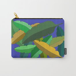 Bunch of Banana Leaves Carry-All Pouch
