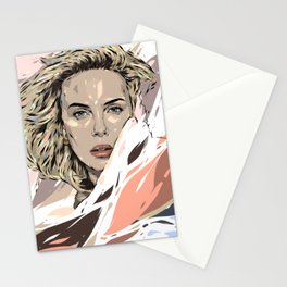 Charlize Theron Stationery Cards