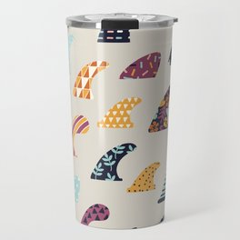 Single fin Travel Mug
