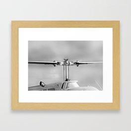 Bell 206 Framed Art Print