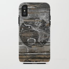 Historical Maps iPhone Case