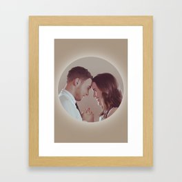 Fitzsimmons - The Event Horizon Framed Art Print