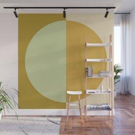Color Block Abstract XIV Wall Mural