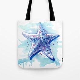 Starfish Waters I Tote Bag