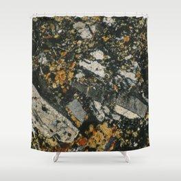 Feldspar Shower Curtain