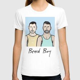 Beard Boy: Jonny & Anthony T-shirt