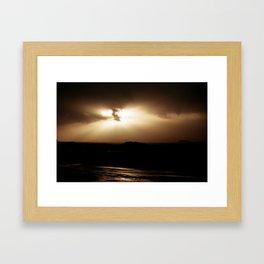 Iceland 1 Framed Art Print