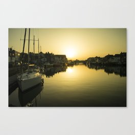 Weymouth Gold  Canvas Print