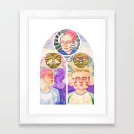 Someone to Believe In Framed Art Print