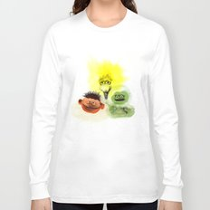 Street Trio Long Sleeve T-shirt