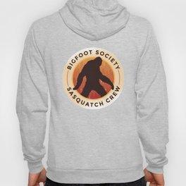 Bigfoot Society - Sasquatch Crew Search Hide and Seek Hoody