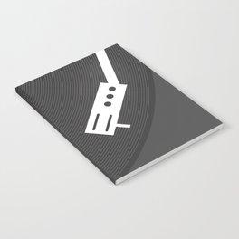 Vinyl Record Notebook