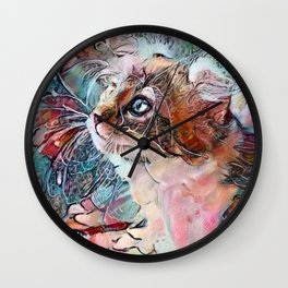 I'll Get It! Wall Clock