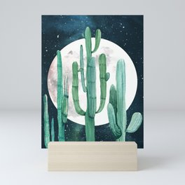 Desert Nights 2 Mini Art Print