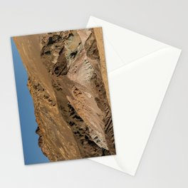 Artist's Palette Pano - Death Valley, California Stationery Cards