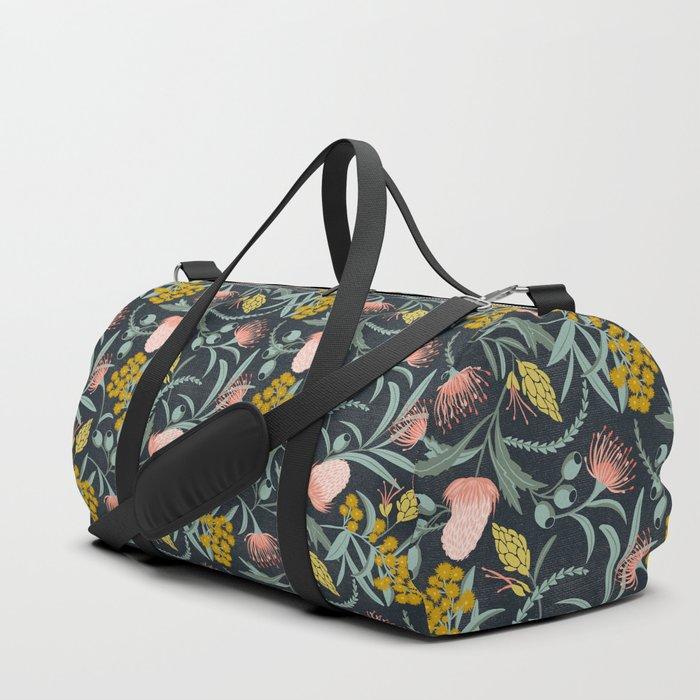 Flora Australis Duffle Bag