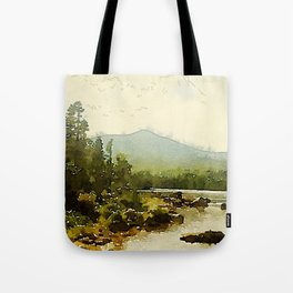 Baxter State Park Tote Bag