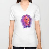 wasted rita V-neck T-shirts featuring Rita by Karl Doerrer-Attaway