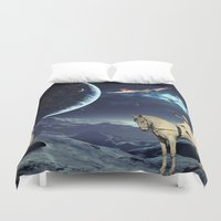 circus Duvet Covers featuring Circus by Cs025