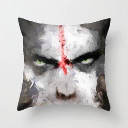 Ape Throw Pillow